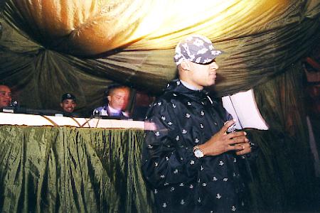 2000.05.09 : TURBO NIGHTCLUB : LIFEFORCE : SUV : MC DYNAMITE 1