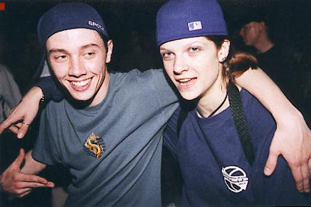 2000.05.09 : TURBO NIGHTCLUB : LIFEFORCE : SUV : MC DYNAMITE 2